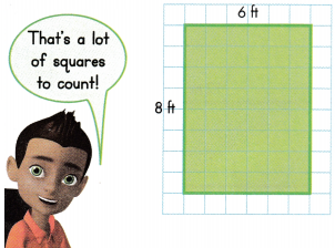 Envision Math Common Core 3rd Grade Answers Topic 6 Connect Area to Multiplication and Addition 53