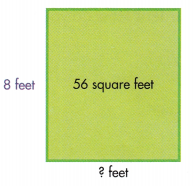 Envision Math Common Core 3rd Grade Answers Topic 6 Connect Area to Multiplication and Addition 55