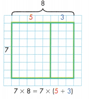 Envision Math Common Core 3rd Grade Answers Topic 6 Connect Area to Multiplication and Addition 65