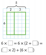 Envision Math Common Core 3rd Grade Answers Topic 6 Connect Area to Multiplication and Addition 68