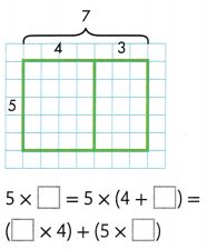 Envision Math Common Core 3rd Grade Answers Topic 6 Connect Area to Multiplication and Addition 69