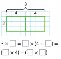 Envision Math Common Core 3rd Grade Answers Topic 6 Connect Area to Multiplication and Addition 70