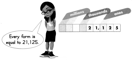 Envision Math Common Core 4th Grade Answer Key Topic 1 Generalize Place Value Understanding 12