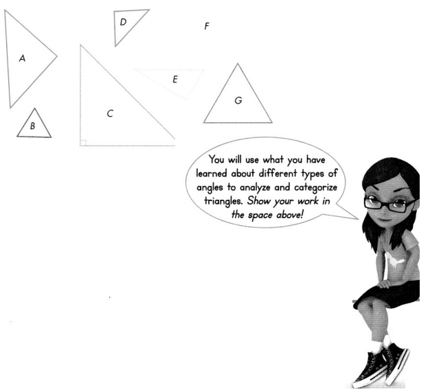 Envision Math Common Core 4th Grade Answer Key Topic 16 Lines, Angles, and Shapes 27