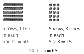 Envision Math Common Core 4th Grade Answer Key Topic 3 Use Strategies and Properties to Multiply by 1-Digit Numbers 24