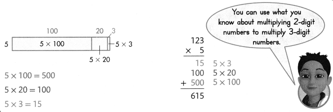 Envision Math Common Core 4th Grade Answer Key Topic 3 Use Strategies and Properties to Multiply by 1-Digit Numbers 35
