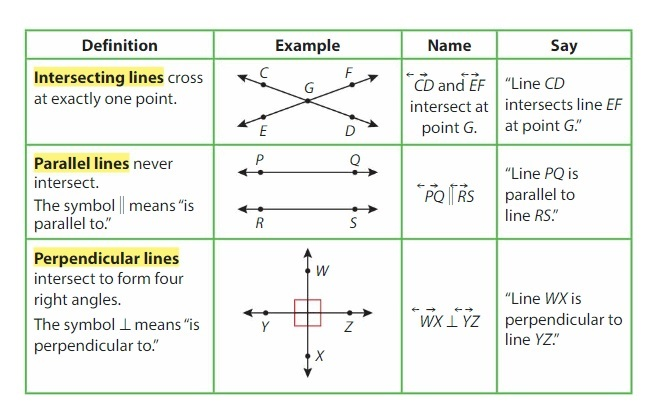 Envision-Math-Common-Core-4th-Grade-Answers-Key-Topic-16-Lines-Angles-and-Shapes-Lesson-16-1-Lines-Solve-&-Share