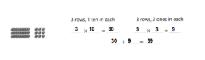 Envision-Math-Common-Core-4th-Grade-Answers-Key-Topic-3-Use-Strategies-and-Properties-to-Multiply-by-1-Lesson 3.3 Use Arrays and Partial Products to Multiply-Independent Practice-4