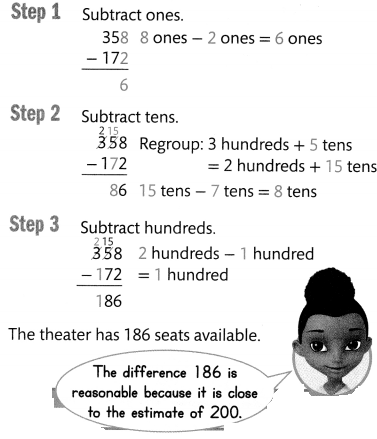 Envision Math Common Core 4th Grade Answers Topic 2 Fluently Add and Subtract Multi-Digit Whole Numbers 66