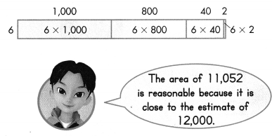 Envision Math Common Core 4th Grade Answers Topic 3 Use Strategies and Properties to Multiply by 1-Digit Numbers 48