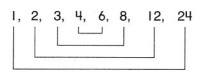 Envision Math Common Core 4th Grade Answers Topic 7 Factors and Multiples 19