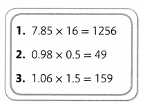 Envision Math Common Core 5th Grade Answer Key Topic 4 Use Models and Strategies to Multiply Decimals 58.2