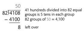 Envision Math Common Core 5th Grade Answers Topic 5 Use Models and Strategies to Divide Whole Numbers 53.1