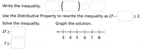 Envision Math Common Core 7th Grade Answer Key Topic 5 Solve Problems Using Equations and Inequalities 12.5