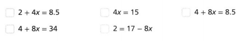 Envision Math Common Core 7th Grade Answers Topic 5 Solve Problems Using Equations and Inequalities 7.25
