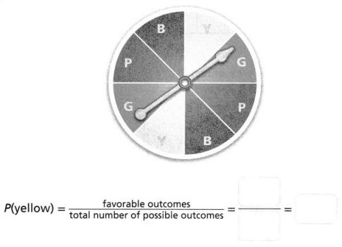 Envision Math Common Core 7th Grade Answers Topic 7 Probability 16