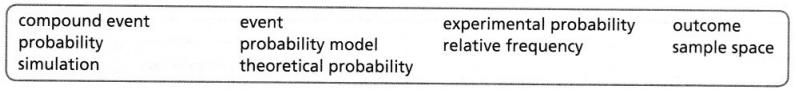 Envision Math Common Core 7th Grade Answers Topic 7 Probability 3