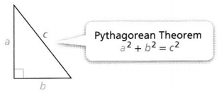 Envision Math Common Core 8th Grade Answer Key Topic 7 Understand And Apply The Pythagorean Theorem 25