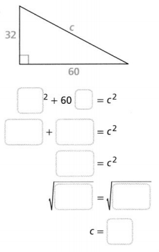 Envision Math Common Core 8th Grade Answer Key Topic 7 Understand And Apply The Pythagorean Theorem 30