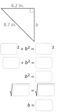Envision Math Common Core 8th Grade Answer Key Topic 7 Understand And Apply The Pythagorean Theorem 31