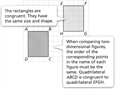 Envision Math Common Core 8th Grade Answers Topic 6 Congruence And Similarity 69