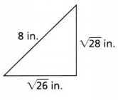 Envision Math Common Core 8th Grade Answers Topic 7 Understand And Apply The Pythagorean Theorem 44