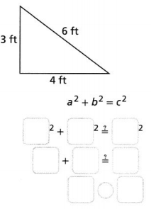 Envision Math Common Core 8th Grade Answers Topic 7 Understand And Apply The Pythagorean Theorem 46