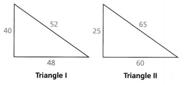 Envision Math Common Core 8th Grade Answers Topic 7 Understand And Apply The Pythagorean Theorem 53