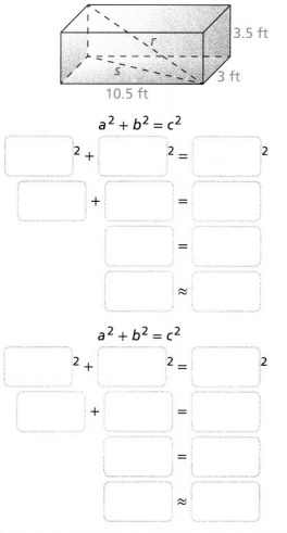 Envision Math Common Core 8th Grade Answers Topic 7 Understand And Apply The Pythagorean Theorem 61