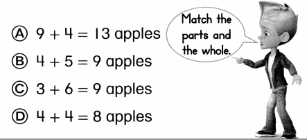 Envision Math Common Core Grade 1 Answer Key Topic 1 Understand Addition and Subtraction 30.9