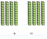 Envision Math Common Core Grade 1 Answer Key Topic 10 Use Models and Strategies to Add Tens and Ones 15