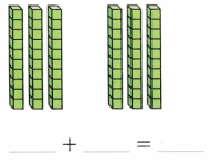 Envision Math Common Core Grade 1 Answer Key Topic 10 Use Models and Strategies to Add Tens and Ones 17