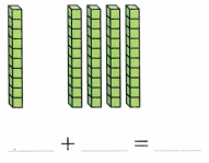 Envision Math Common Core Grade 1 Answer Key Topic 10 Use Models and Strategies to Add Tens and Ones 18