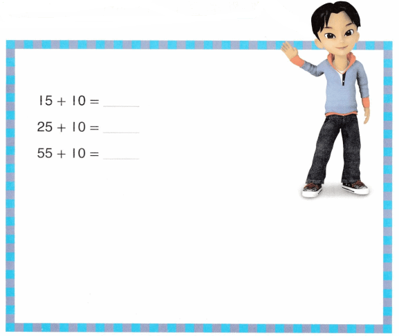 Envision Math Common Core Grade 1 Answer Key Topic 10 Use Models and Strategies to Add Tens and Ones 21