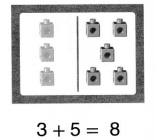 Envision Math Common Core Grade 1 Answer Key Topic 2 Fluently Add and Subtract Within 10 2.1