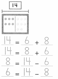 Envision Math Common Core Grade 1 Answer Key Topic 4 Subtraction Facts to 20 Use Strategies 6.39
