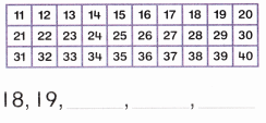 Envision Math Common Core Grade 1 Answer Key Topic 9 Compare Two-Digit Numbers 6