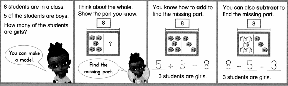 Envision Math Common Core Grade 1 Answers Topic 1 Understand Addition and Subtraction 60.2