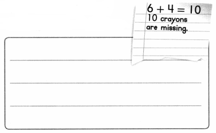 Envision Math Common Core Grade 1 Answers Topic 2 Fluently Add and Subtract Within 10 3.14