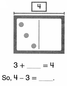 Envision Math Common Core Grade 1 Answers Topic 2 Fluently Add and Subtract Within 10 3.4