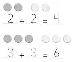 Envision Math Common Core Grade 1 Answers Topic 2 Fluently Add and Subtract Within 10 5.22