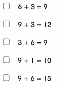 Envision Math Common Core Grade 1 Answers Topic 2 Fluently Add and Subtract Within 10 5.46