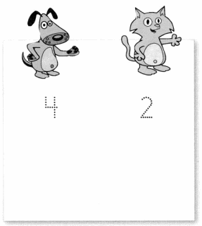 Envision Math Common Core Grade 1 Answers Topic 2 Fluently Add and Subtract Within 10 5.7