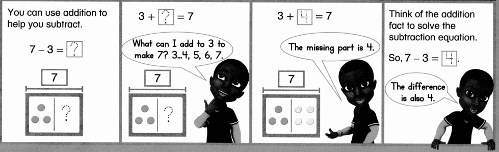 Envision Math Common Core Grade 1 Answers Topic 2 Fluently Add and Subtract Within 10 8.35
