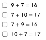 Envision Math Common Core Grade 1 Answers Topic 4 Subtraction Facts to 20 Use Strategies 8.17
