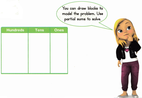 Envision Math Common Core Grade 2 Answers Topic 10 Add Within 1,000 Using Models and Strategies 9.7