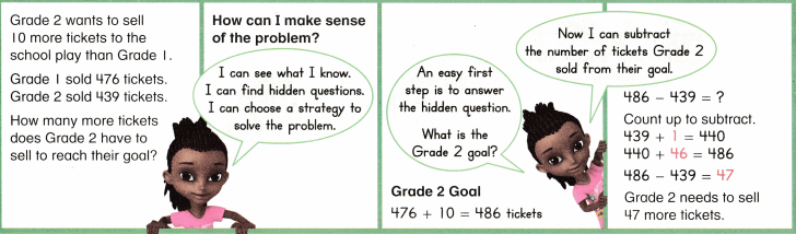 Envision Math Common Core Grade 2 Answers Topic 11 Subtract Within 1,000 Using Models and Strategies 40.6