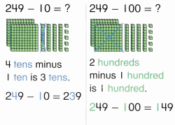 Envision Math Common Core Grade 2 Answers Topic 11 Subtract Within 1,000 Using Models and Strategies 50.8