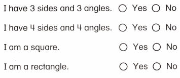 Envision Math Common Core Grade 2 Answers Topic 13 Shapes and Their Attributes 115