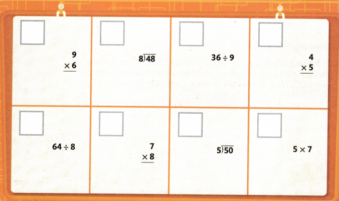Envision Math Common Core Grade 3 Answer Key Topic 11 Use Operations with Whole Numbers to Solve Problems 32